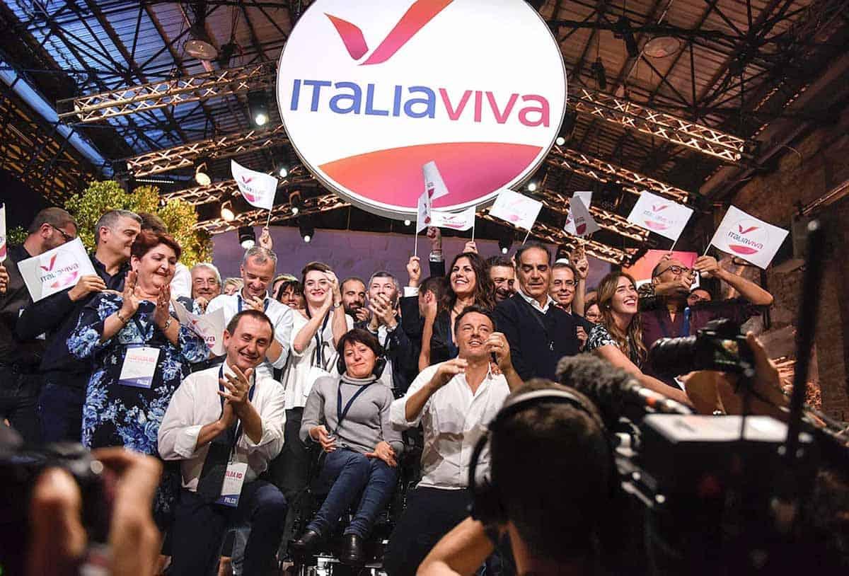 informareonline-italia-viva-renzi-leopolda-ridotta