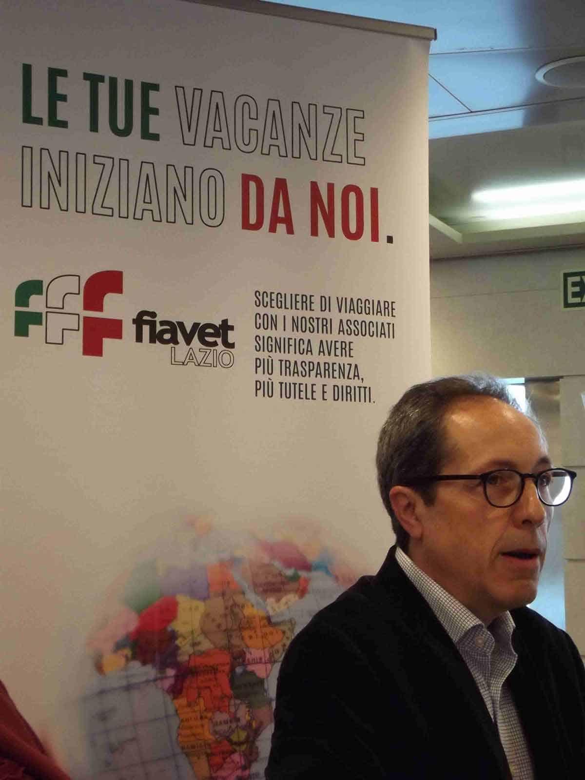 informareonline-Stefano-Corbari-Consigliere-dell'Associazione-Fiavet-Lazio-