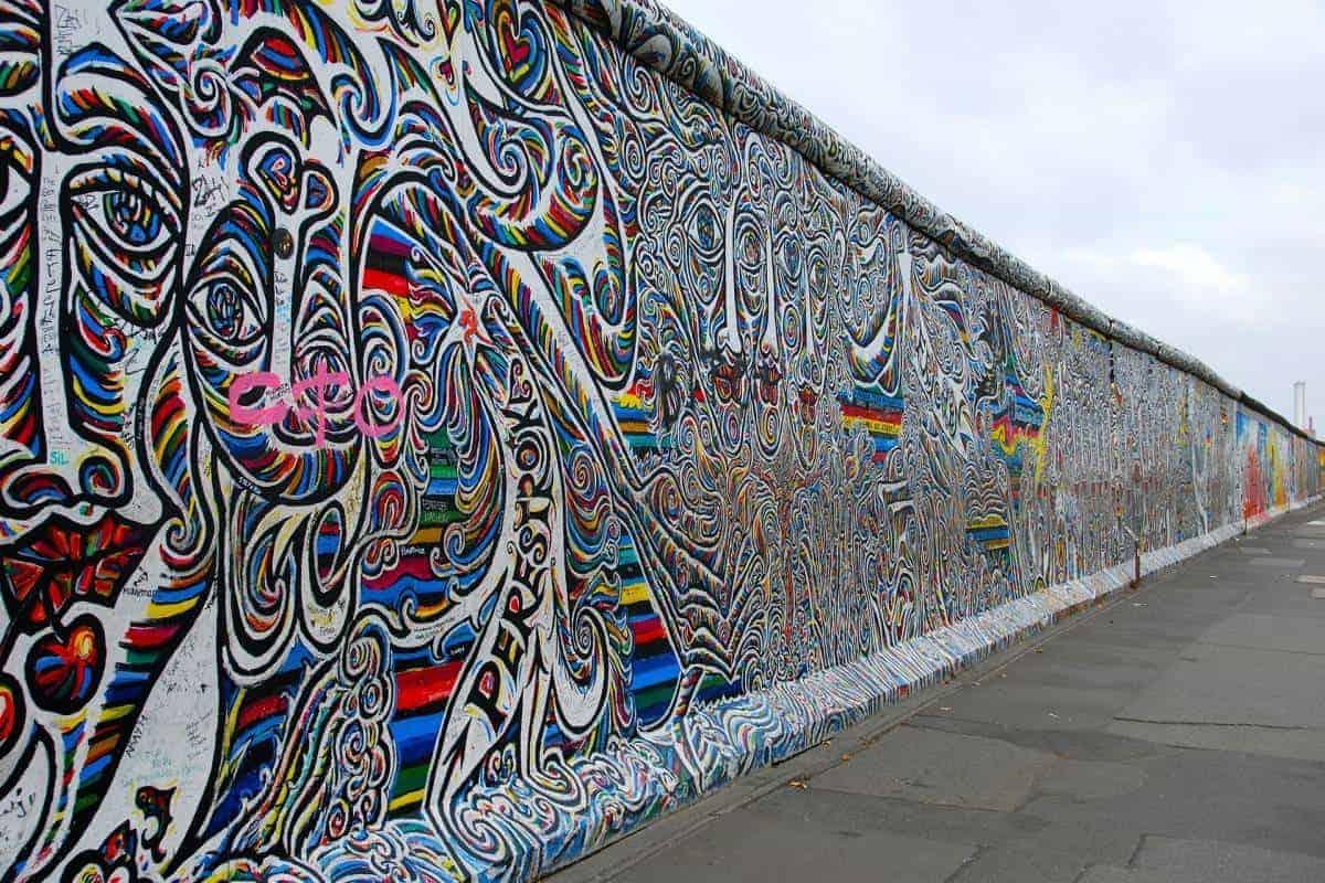 Informareonline-muro di Berlino