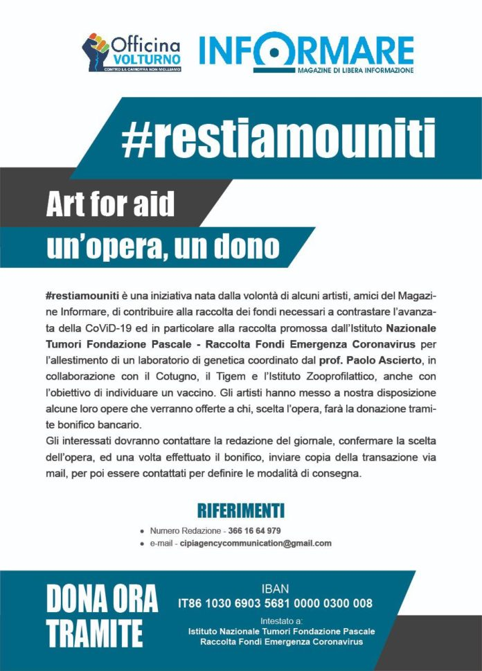 informareonline-art-for-aid-locandina