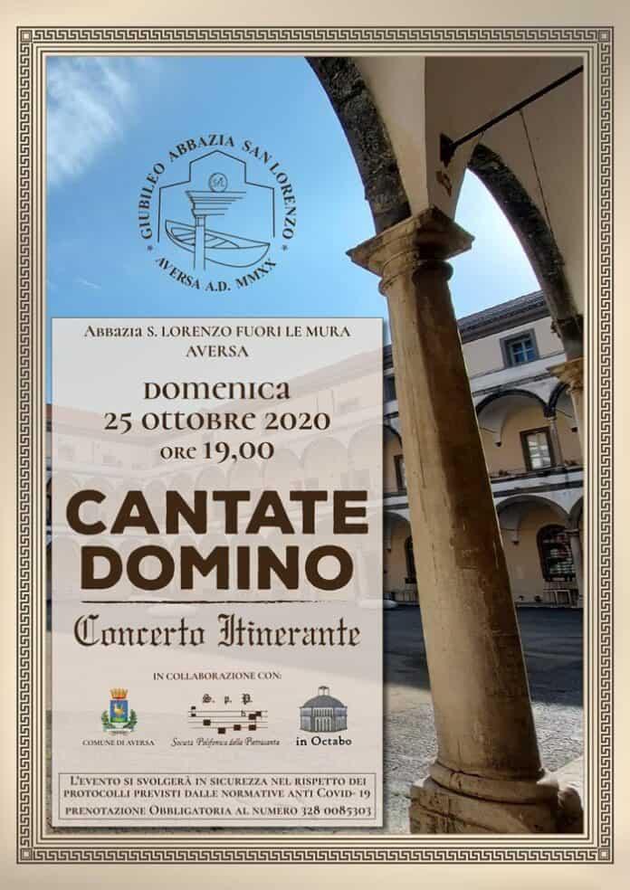 informareonline-abbazia-s-lorenzo-aversa-concerto-itinerante-cantate-domino