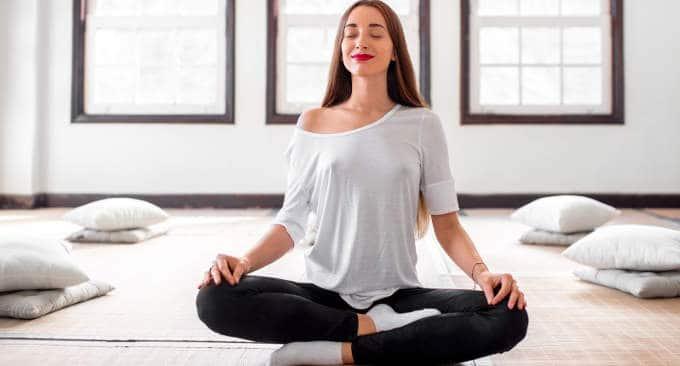Meditazione-Immagine