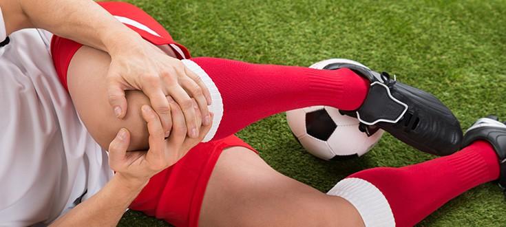 Informreonline-Calcio ginocchio