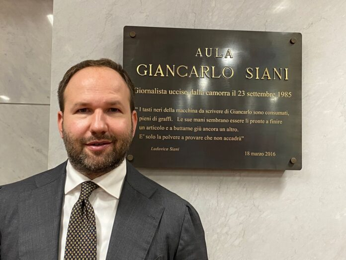 informareonline-Zinzi Presidente Commissione Anticamorra