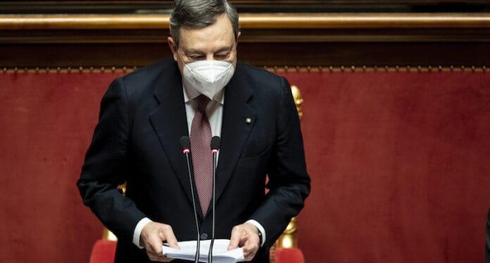 Mario Draghi-Informare online