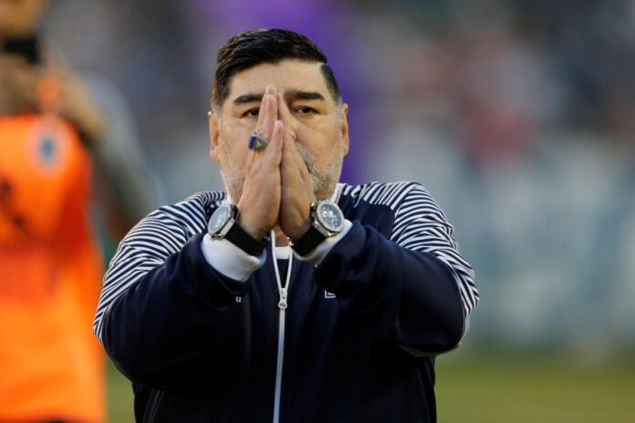 Informareonline-Maradona