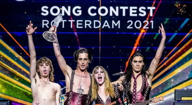 informareonline-maneskin-eurovision