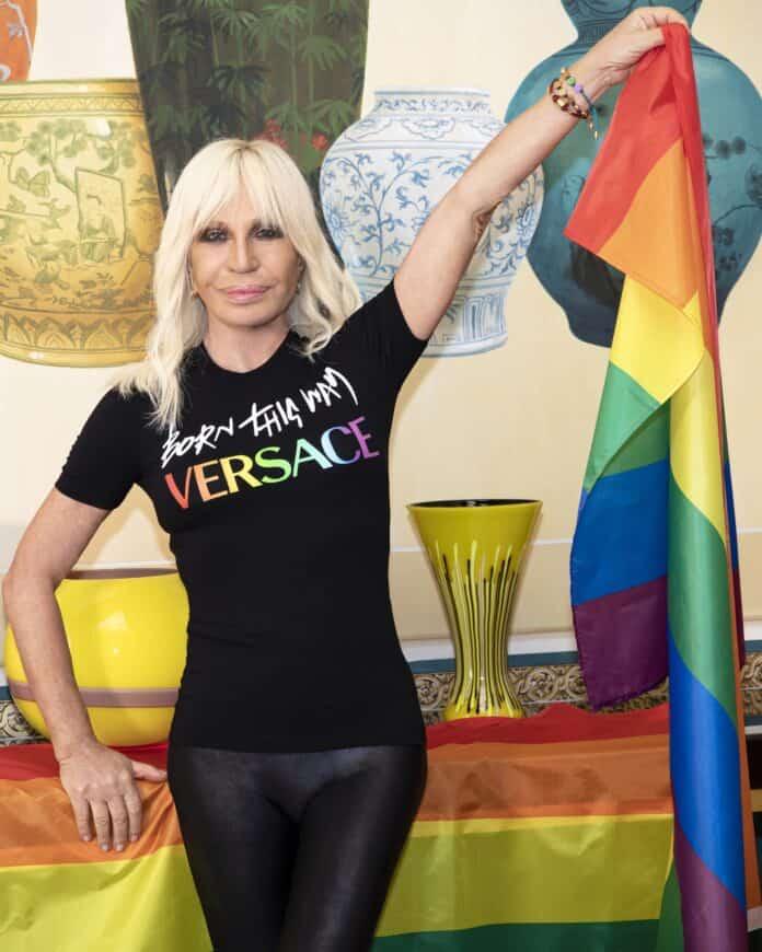 informareonline-versace-e-lady-gaga-unite-per-il-pride-month-e-i-10-anni-di-born-this-way