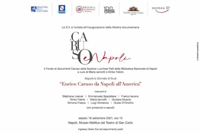 informareonline-levento-del-san-carlo-per-il-centenario-della-morte-di-enrico-caruso