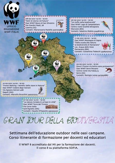 informareonline-wwf-gran-tour-della-biodiversita-in-campania