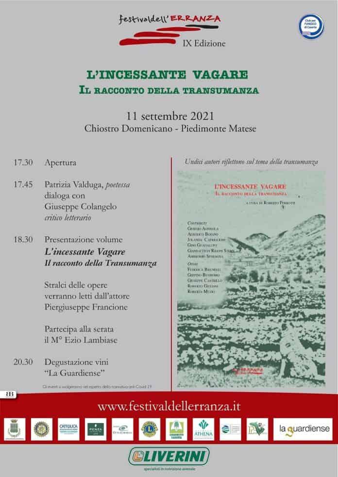Informareonline-piedimonte-matese-festival-dellerranza-l11-settembre-il-programma