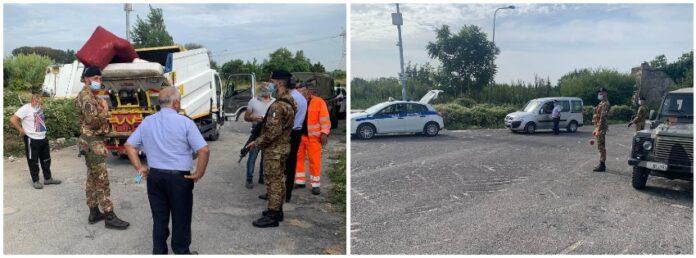 informareonline-terra-dei-fuochi-report-settimanale-9-roghi-6-veicoli-sequestrati